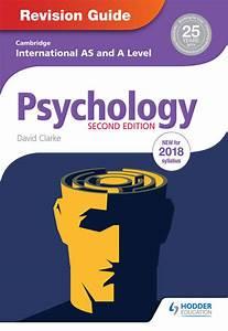 Cambridge International As  A Level Psychology Revision