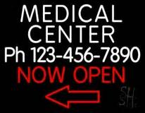Medical Clinic Open Neon Signs Every Thing Neon