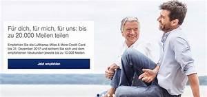 Kreditkarte Miles And More Abrechnung : miles more kreditkarte empfehlen bis zu meilen sammeln insideflyer de ~ Themetempest.com Abrechnung