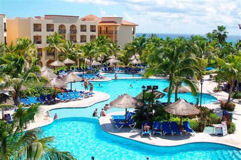 sandos playacar beach resort riviera maya sandos
