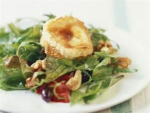 Salat Mit Ziegenkäse Und Honig : gebackener ziegenk se auf salat rezept eat smarter ~ Lizthompson.info Haus und Dekorationen