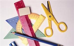 Free School Supplies Wallpaper 40829 1920x1200 px ...