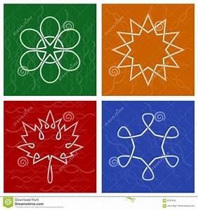 Symboles De Protection Celtique : symboles celtiques de saison illustration de vecteur image 6191043 ~ Dode.kayakingforconservation.com Idées de Décoration