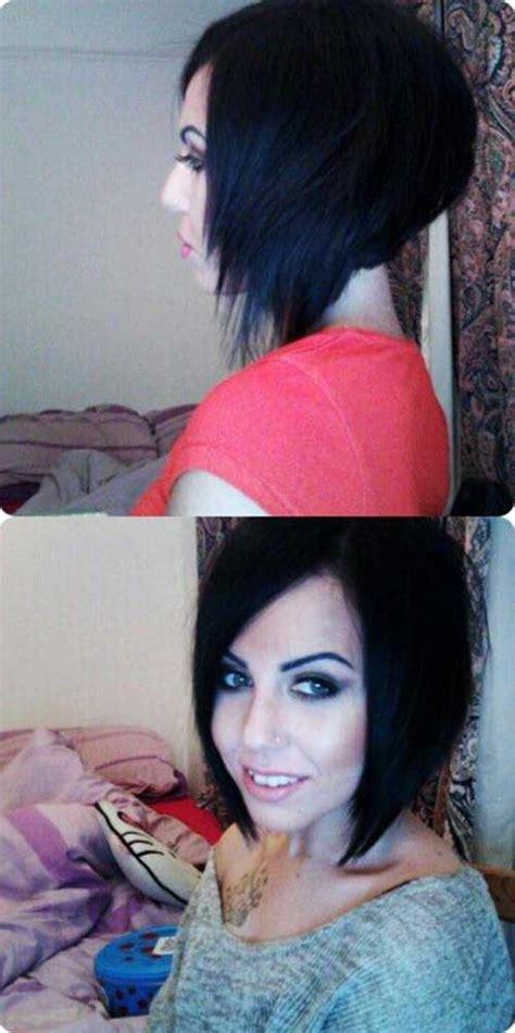 short hair   faces