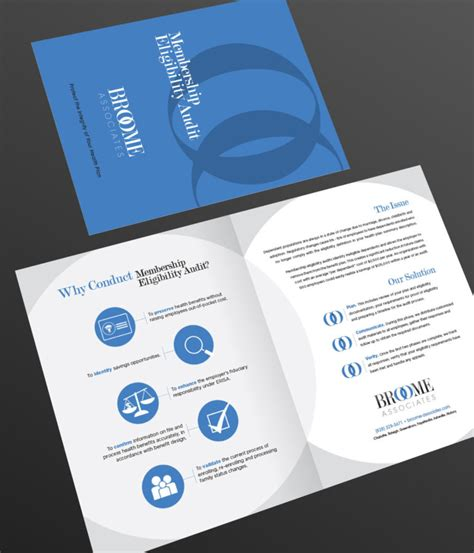 Don't see your favorite business? Reverie Media » Broome Associates Brochure