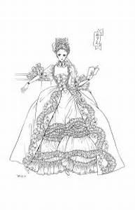 Marie Antoinette Sketch By Manga Artist Reiko Shimizu