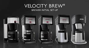 Bunn Velocity Brew Setup Instructions With Photos   Full