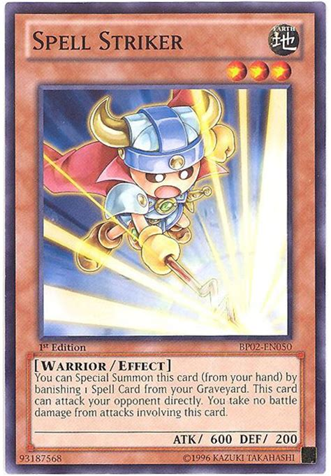 yu gi  card bp en spell striker common