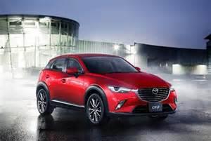 2017 Mazda CX 3 Release Date