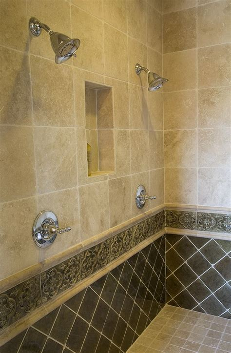 Two Shower Bathroom by 25 Best Ideas About Two Person Shower On