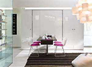 Murphy Bed Dining Table