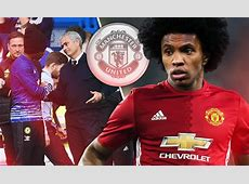 Manchester United Transfer News Chelsea star Willian