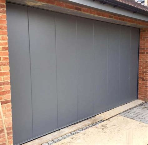 how to balance a garage door with side springs ryterna side sliding garage door ral 7005 mouse grey