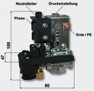 Kompressor Druckschalter Einstellen : druckschalter kompressoren luft kompressor sk 8 230v druckmechanischer schalter ebay ~ Orissabook.com Haus und Dekorationen