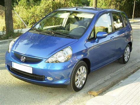 Honda Jazz Picture by 2006 Honda Jazz I Pictures Information And Specs Auto
