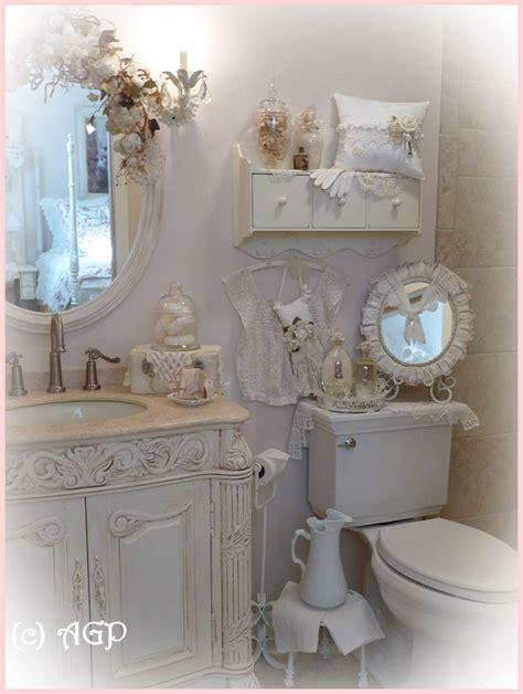 shabby chic bathroom ideas shabby cottage chic shelf and more bathroom makeover pics