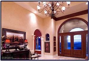 Luxury, Entryway