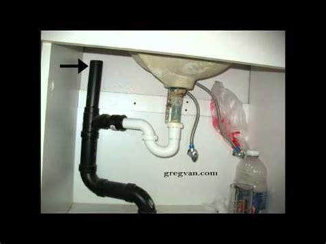 Garbage Disposal Backing Up Into Basement Sink by Black Tank Flushing Leaking Water 1 2 Bath Sink