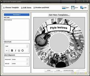 download free lightscribe template labeler lightscribe With free lightscribe templates