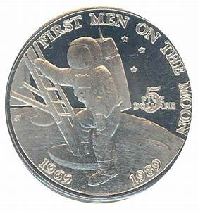 1969 Apollo 11 Commemorative Coin (page 2) - Pics about space