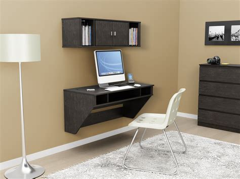 wall mounted computer desk why wall mounted desks are for small spaces