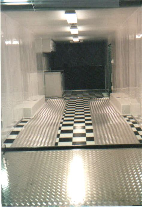Checkerboard Vinyl Flooring For Trailers by Miscellaneous Photos Of Enclosed Trailers