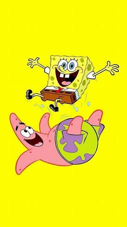 Spongebob Aesthetic Wallpapers Cartoon Trippy Desktop Sky