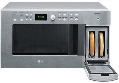 lg toaster combo microwave oven and toaster from lg trends in home