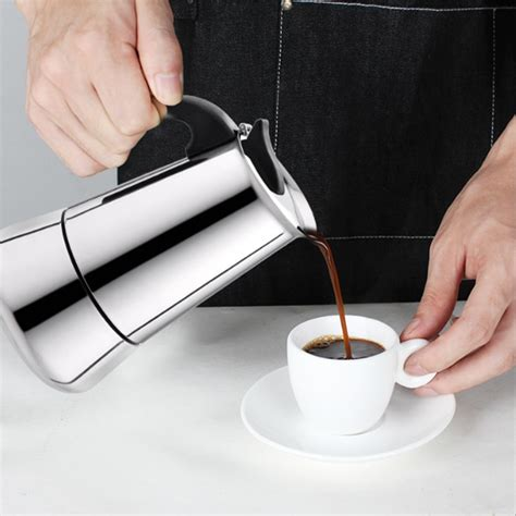 As you may be aware, i am a great fan of the italian stove top coffee maker. 12Cup 600ml Moka Italian Coffee Pot Maker Stovetop Stainless Steel Filter Stove Top Mocha ...