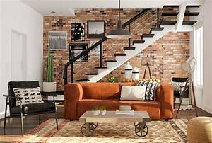 Industrial, Style, U2013, 10, Ways, To, Design, A, Livable, Indstrial, Room