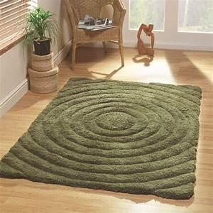 Teppich Braun Grün : teppich shaggy kreis muster rechteckig hochflor rot gr n beige braun flair rugs ebay ~ Whattoseeinmadrid.com Haus und Dekorationen