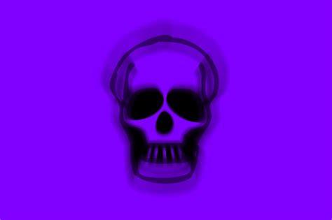 image  skull blur creepyhalloweenimages
