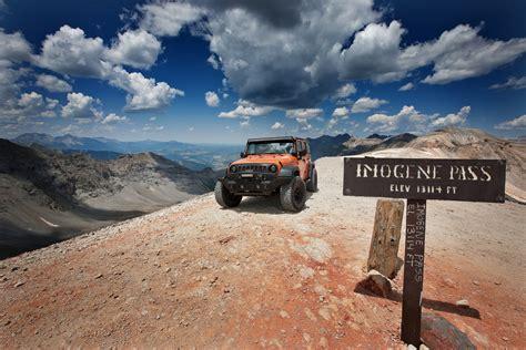 jeep trail sign a colorado journey hive photo