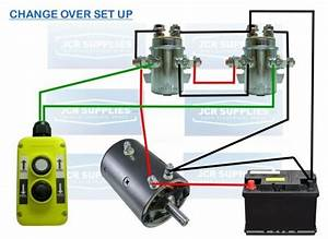 Winch Solenoid Wiring Diagram