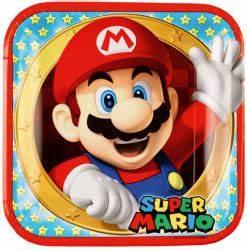 Super Mario Deko : super mario party deko bei kids party world online kaufen ~ Frokenaadalensverden.com Haus und Dekorationen