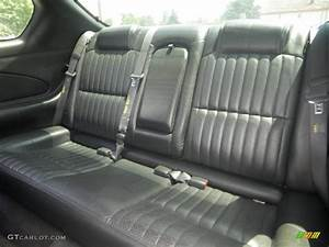 2004 Chevrolet Monte Carlo Supercharged Ss Rear Seat