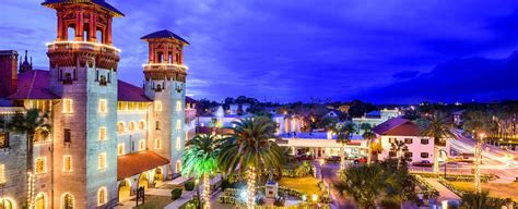Cna In St Augustine Fl by Things To Do In St Augustine St Augustine Attractions