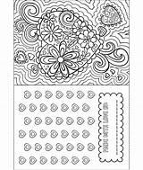 Valentine Coloring Crayola Valentines sketch template