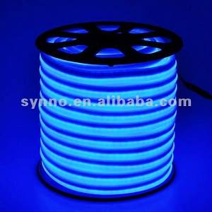 Green Ray Round Neon Rope Lights 12v 240 Neon Sign For