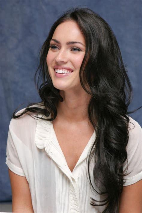 Megan Fox Hairstyles Hairstylo