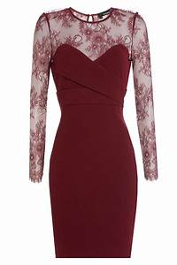 50 dresses any guest can wear to a winter wedding lace With winter wedding dresses for guests