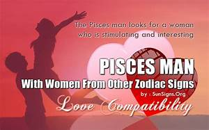 Aries, woman And, virgo, man Will