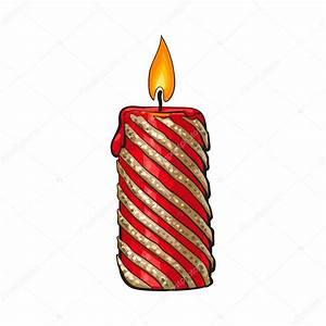Bougie De Noel Dessin : br ler des bougies de no l couleur rouge et or photographie sabelskaya 125761112 ~ Voncanada.com Idées de Décoration