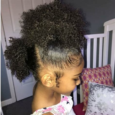 Kid Ponytail Hairstyles by 15 Kid Friendly Curly Hairstyles Naturallycurly