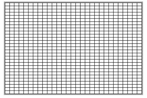 Free Printable Grid Worksheets