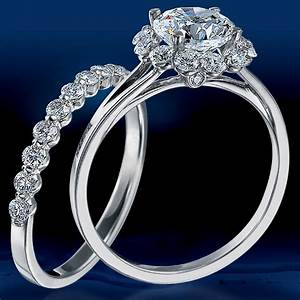 Insignia engagement rings by verragio for Wedding rings by verragio