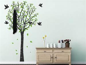 Baum Als Garderobe : unsere wandidee in myself ausgabe april 2015 designscape ~ Buech-reservation.com Haus und Dekorationen