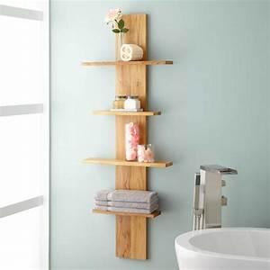 Etagere Rangement Salle De Bain : tag re salle de bain un bain d 39 id e pour faire le bon choix ~ Melissatoandfro.com Idées de Décoration