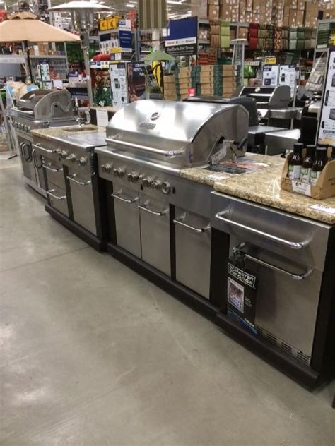lowes outdoor kitchen outdoor kitchen lowes wow
