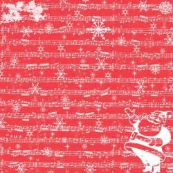 Free Christmas Digital Scrapbook Paper